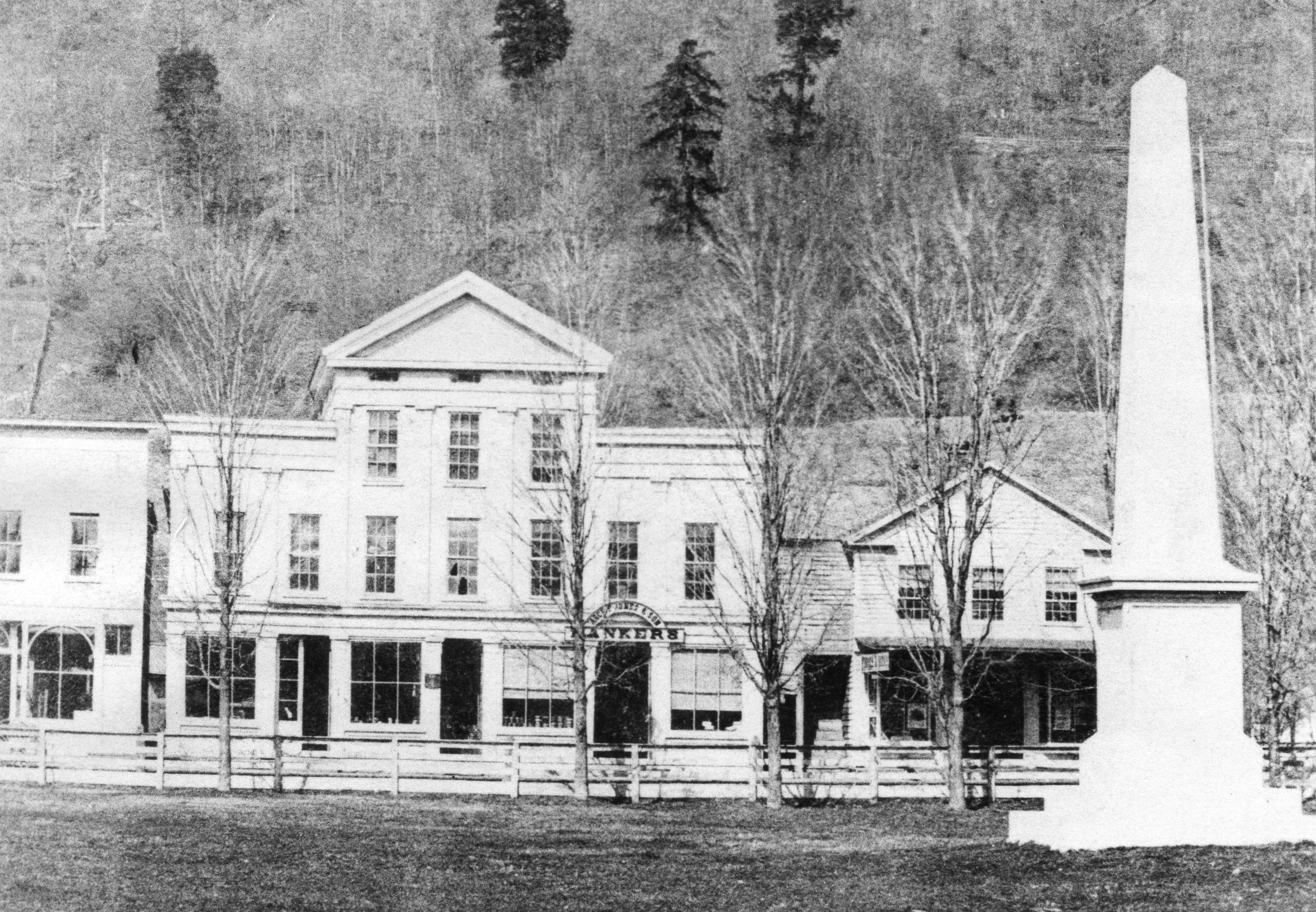 Swell Coudersport Before The Fire Of 1880 Potter County Pa Download Free Architecture Designs Rallybritishbridgeorg