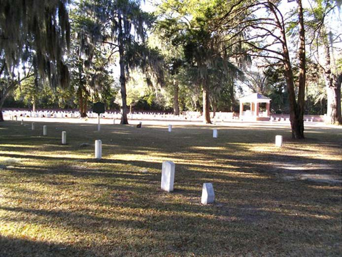 Florence and Fredericksburg National Cemeteries